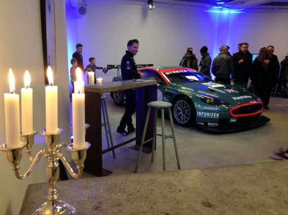 Aston Martin DB10 in Copenhagen