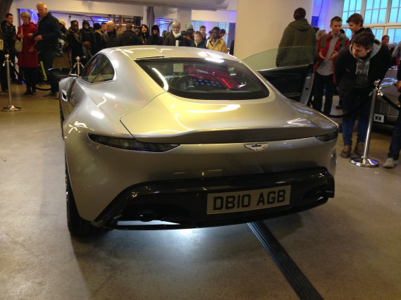 Aston Martin DB10 in Copenhagen