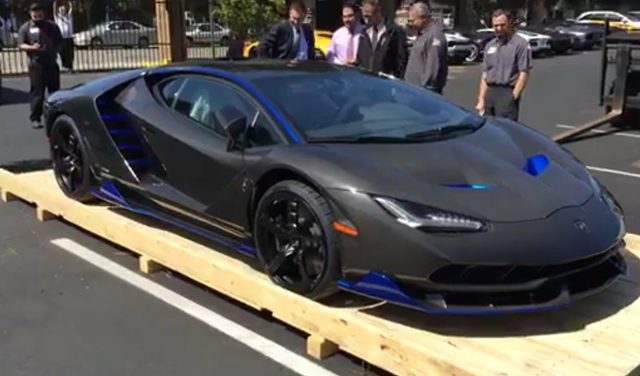 Lamborghini Centenario USA_2