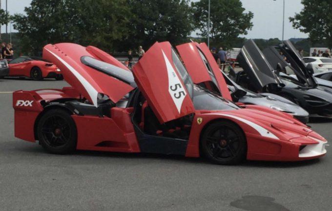 Dagens Spot Ferrari FXX