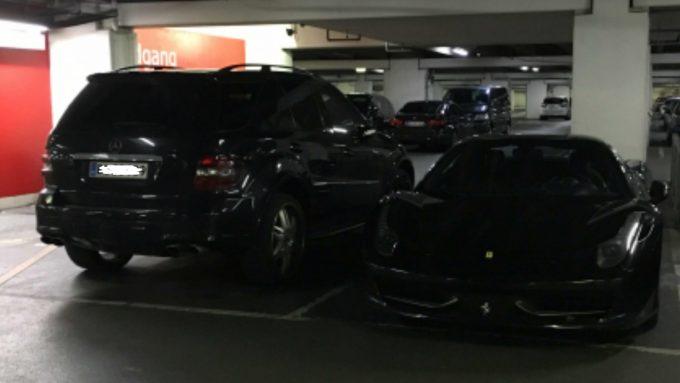 Jeres spot - Ferrari 458 & ML63 AMG