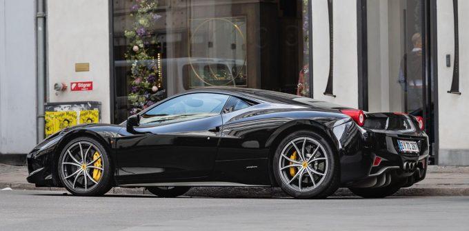 Jeres spot Ferrari 458 Italia