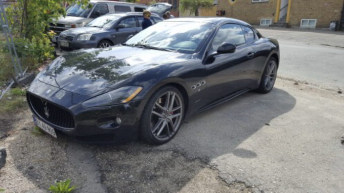 Jeres spot Maserati GranTurismo