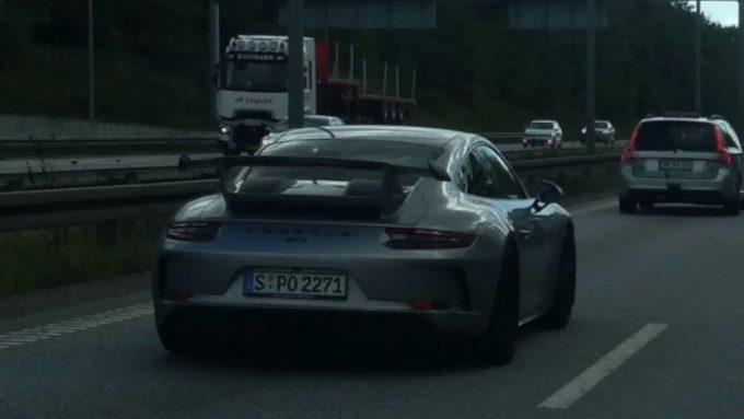 Jeres Spot Dagens Spot Porsche 911 GT3