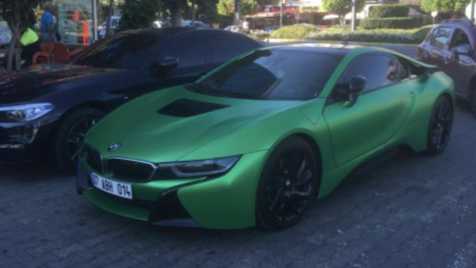 BMW i8 Jeres spot - Dagens spot