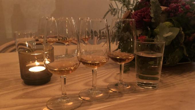 Singleton whiskytasting