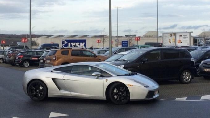 Lamborghini Gallardo jeres spot