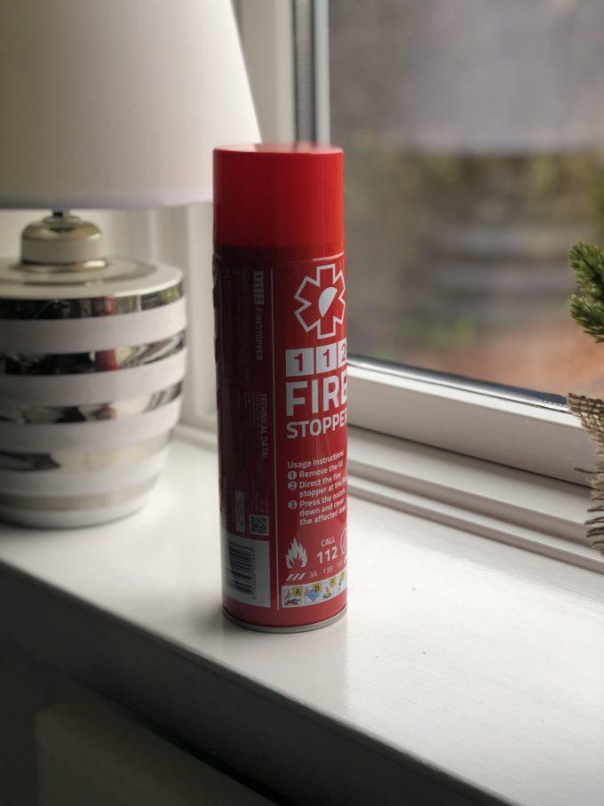 Saveyourvalues.com, mini brandslukker, 112 Firestopper