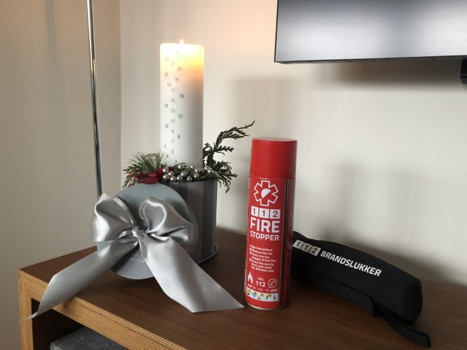 Saveyourvalues.com 112 Firestopper mini brandslukker
