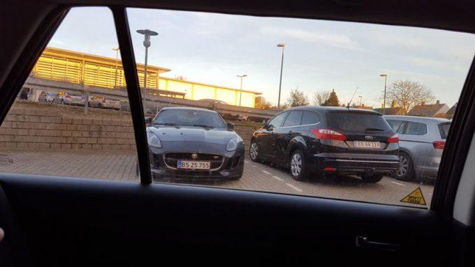 Dagens spot, Jaguar F-type