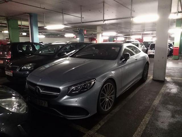 Dagens Spot, Mercedes