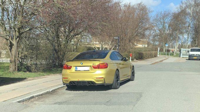 Jeres Spot - BMW M4