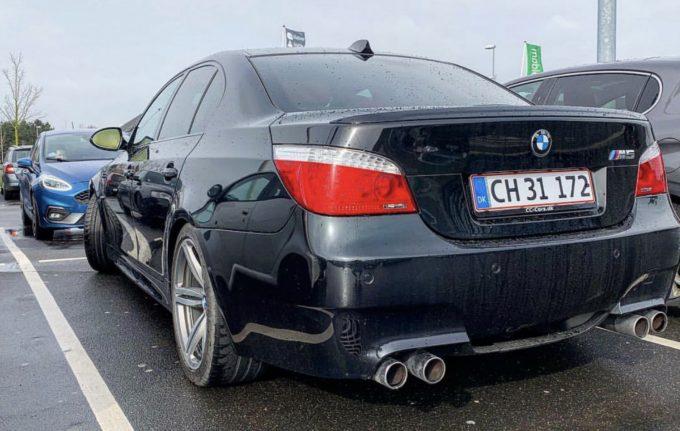 BMW M5 V10 er dagens spot