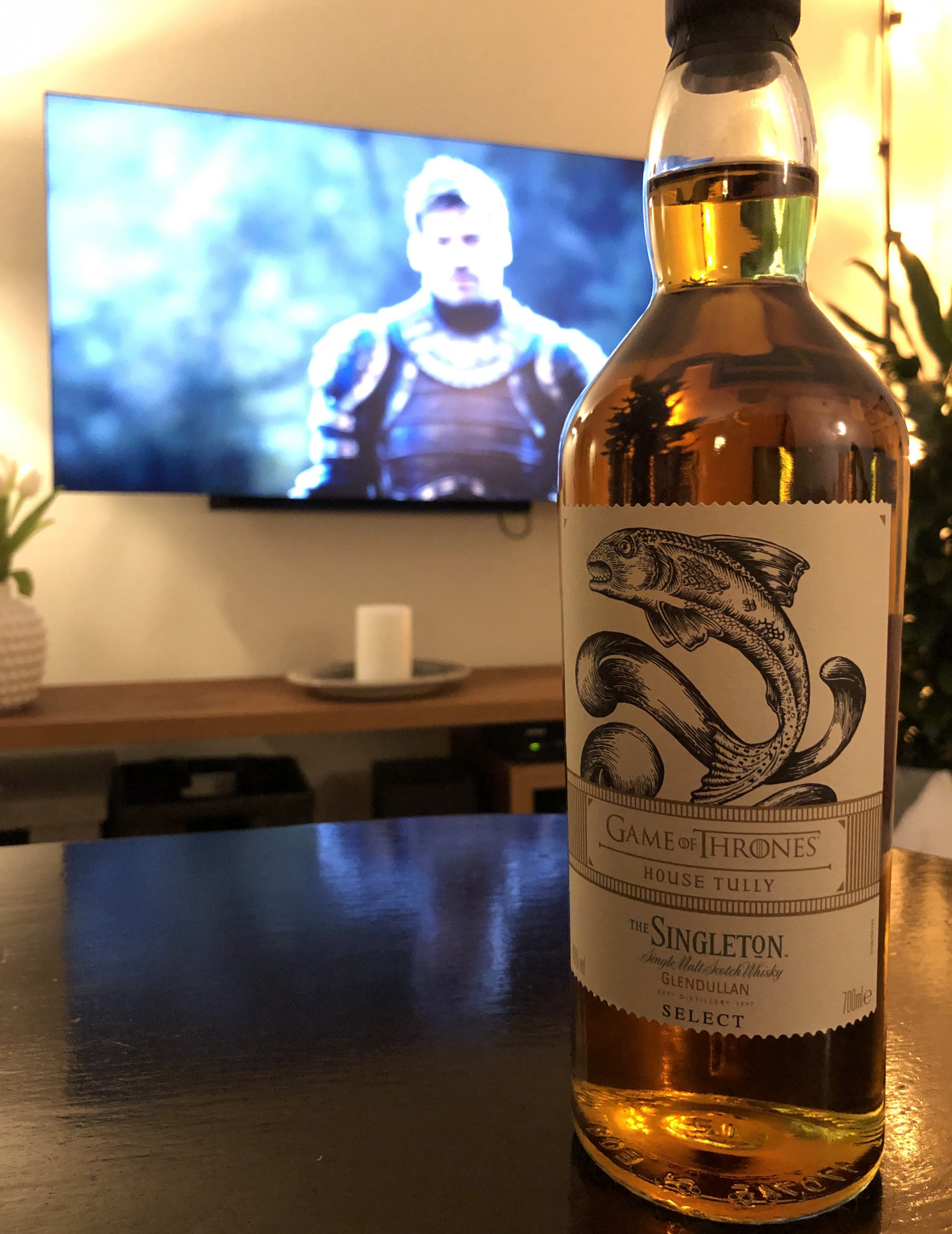 Game of Thrones Limited Edition The Singleton of Glendullan Select