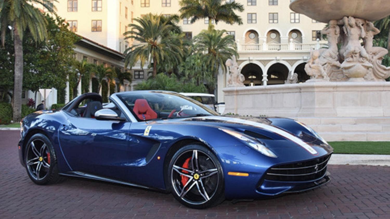 Verdens dyreste bil nummer 10, Ferrari F60 America