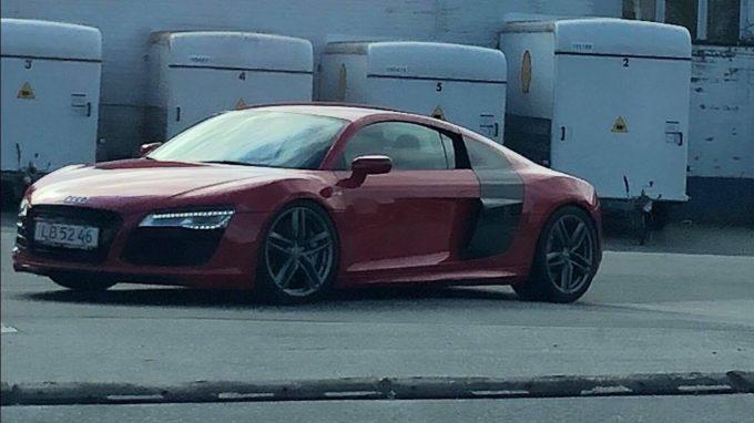 Dagens spot, Audi R8