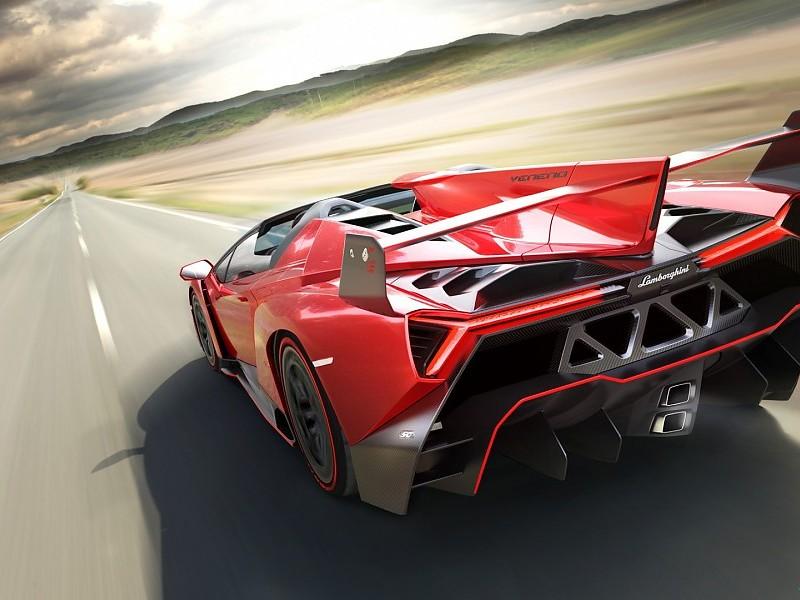Verdens dyreste bil nummer 6, Lamborghini Veneno