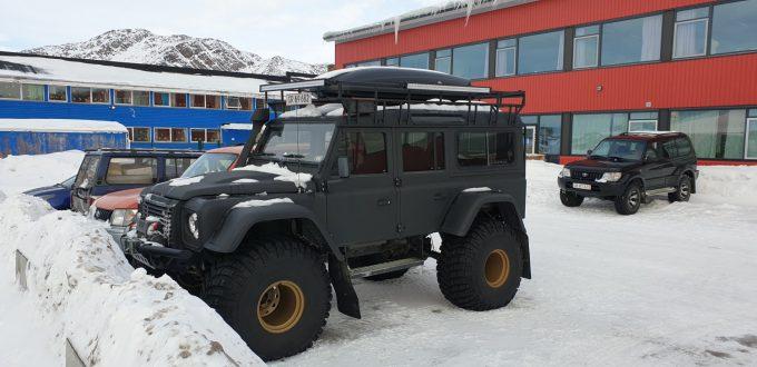 Jeres Spot, Dagens spot fra Grønland
