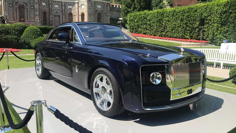 Verdens dyreste bil nummer 2, Rolls Royce Sweptail