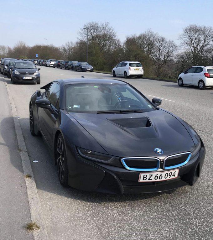 Dagens spot, jeres spot af BMW i8