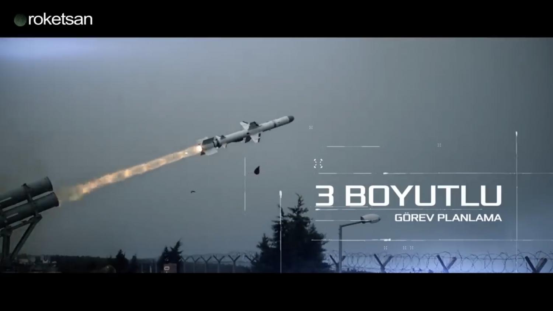 Se affyring af missil fra missilet selv