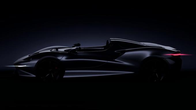 Ny McLaren Roadster