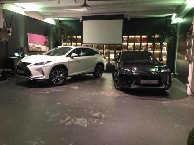 Lexus atter tilbage på det danske marked