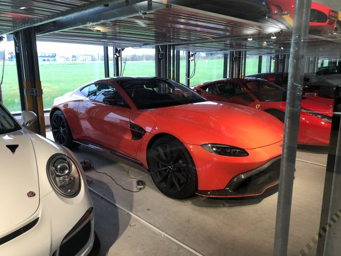 MyGarage, Aston Martin Vantage