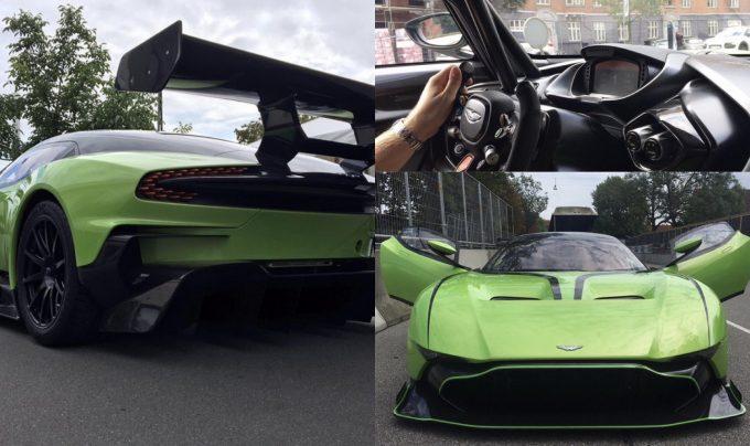 "Aston Martin Vulcan AMR Pro er ny på ""DFS"" dagens spot"