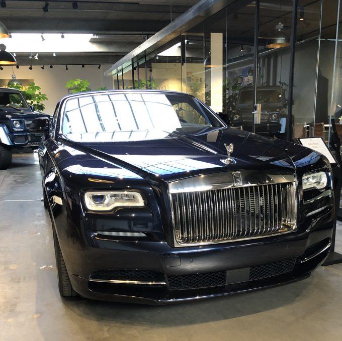 MyGarage, Rolls-Royce Dawn