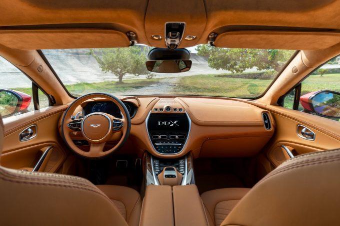 Aston Martin DBX, luksus SUV fra Aston Martin