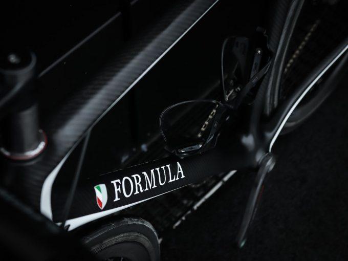 Formula carbon racercykel