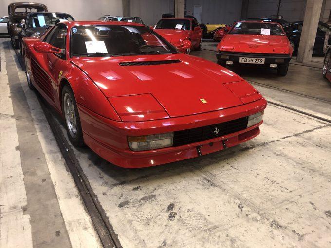MyGarage, Ferrari