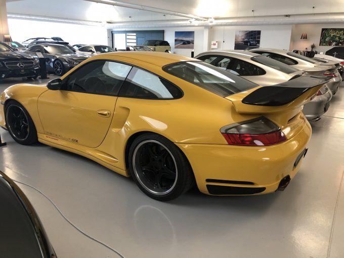 MyGarage, Porsche 911 GTR EVO