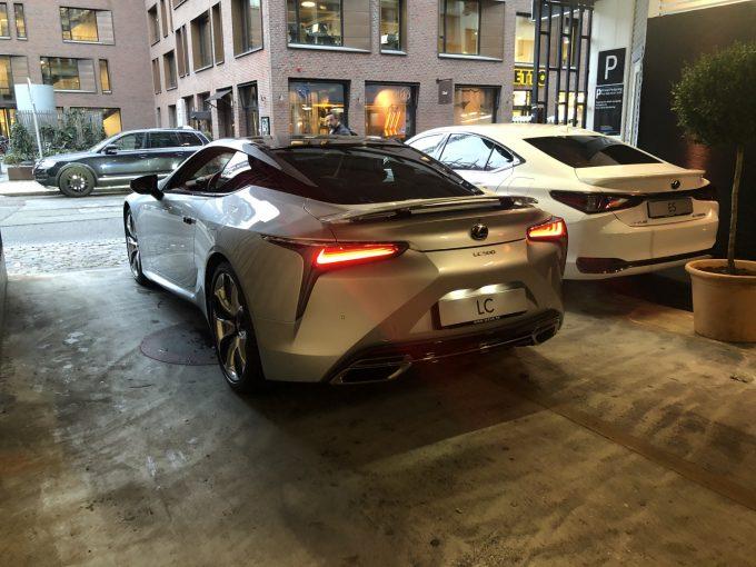 Lexus København byder snart velkommen til deres nye domicil i Søborg