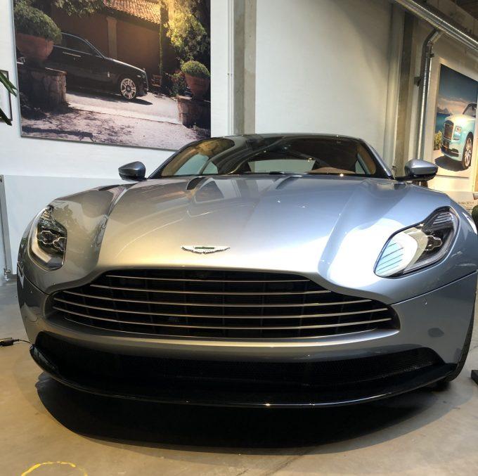 MyGarage, Aston Martin DB11