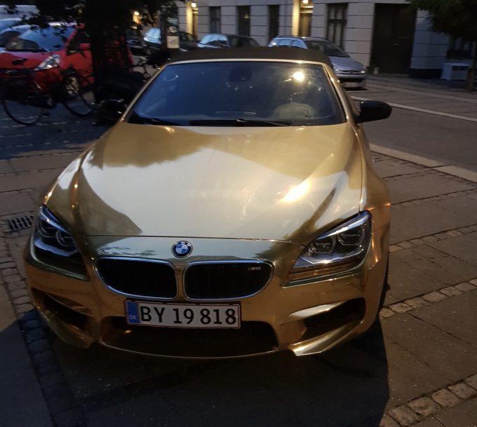 DFS - Dagens spot af en BMW M6