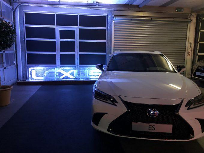 Lexus atter tilbage i Danmark