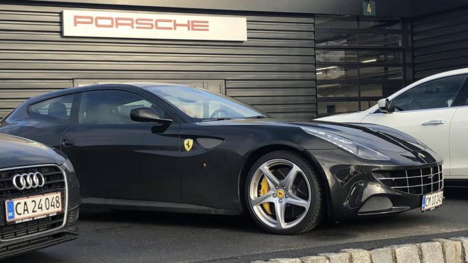 Ferrari FF - Dagens Følger Spot - DFS