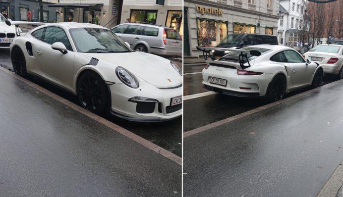 Dagens Følger Spot - Nicklas Bendtner's Porsche 911 GT3RS
