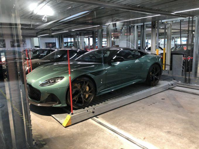 MyGarage, Aston Martin DBS Superleggera 59 Le Mans Edition 1 of 24