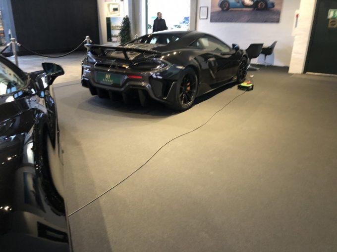 MyGarage, McLaren 600LT