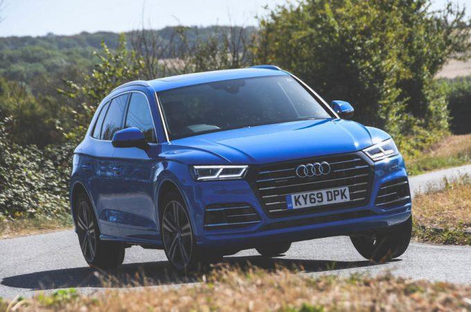 Audi Q5 på Top 10 listen over bedste SUV 2019