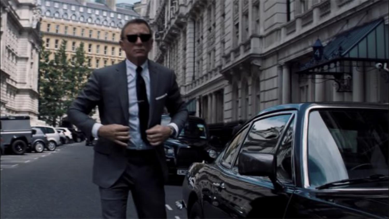 James Bond: No Time To Die trailer