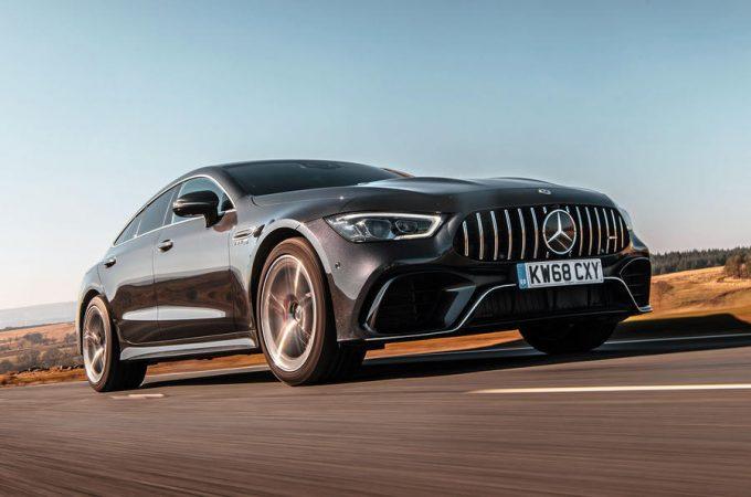 Top 10 bedste GT 2019 Mercedes-AMG S63 Coupé