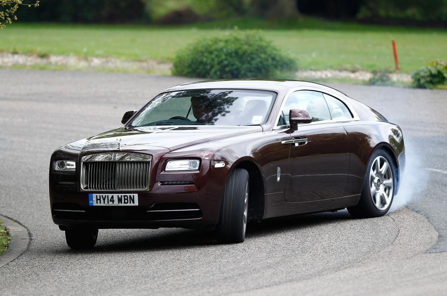 Top 10 bedste GT 2019 Rolls-Royce Wraith