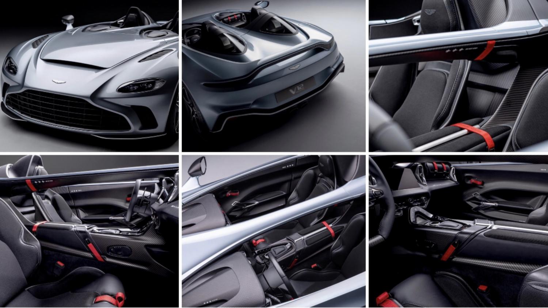 Nyhed - Aston Martin afslører V12 Speedster