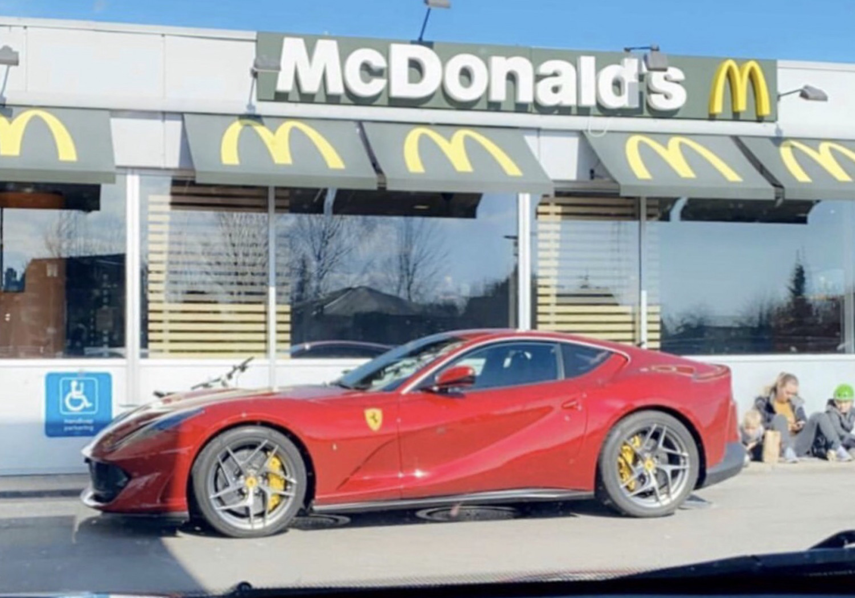 Dagens spot 03/20 - Ferrari 812 Superfast