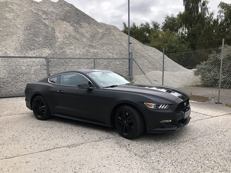 AmazingCars tester Ford Mustang 2.3 EcoBoost
